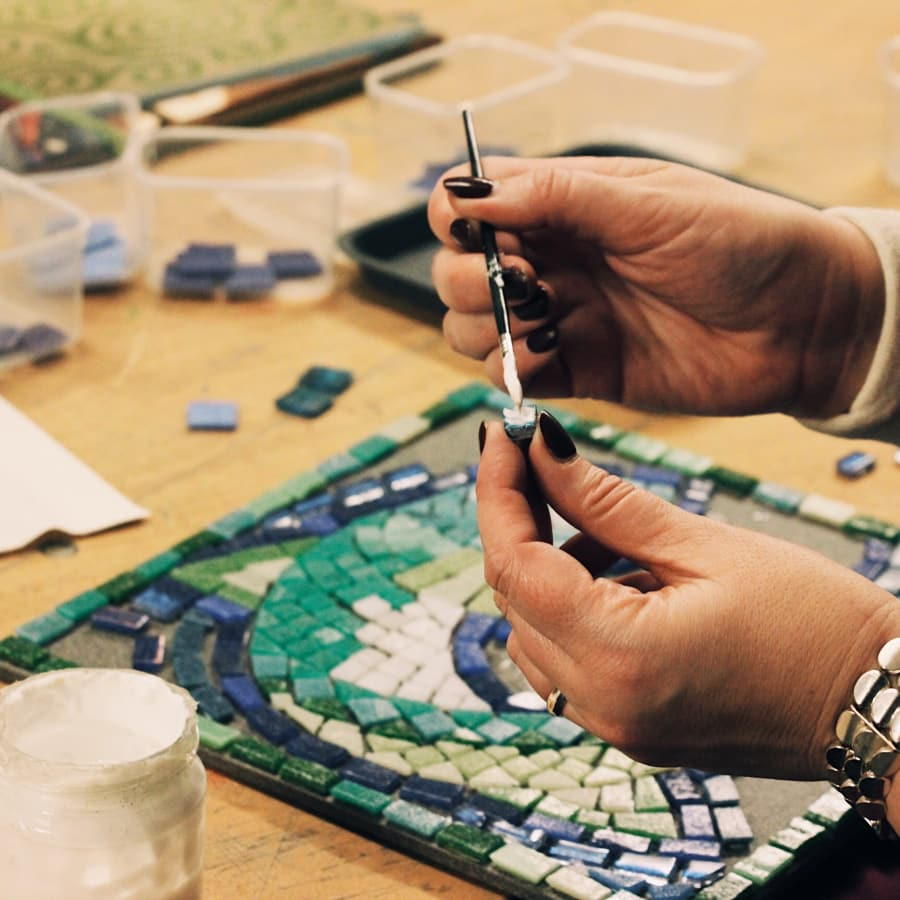 All levels Mosaic Classes! by Art4Space - art in London