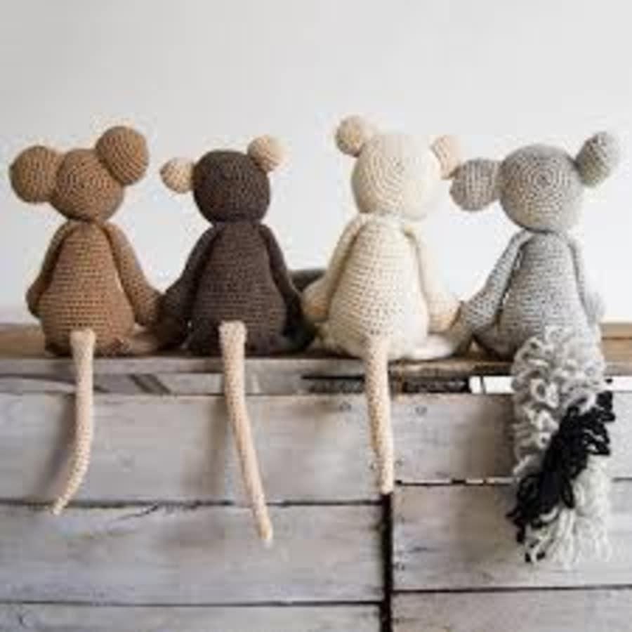 Crochet a Toft Animal with Zoe Bateman | Obby