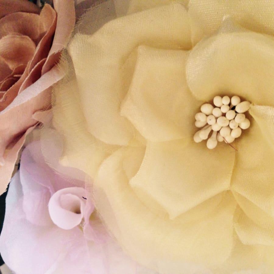 Roses Silk Flower Making Workshop Obby