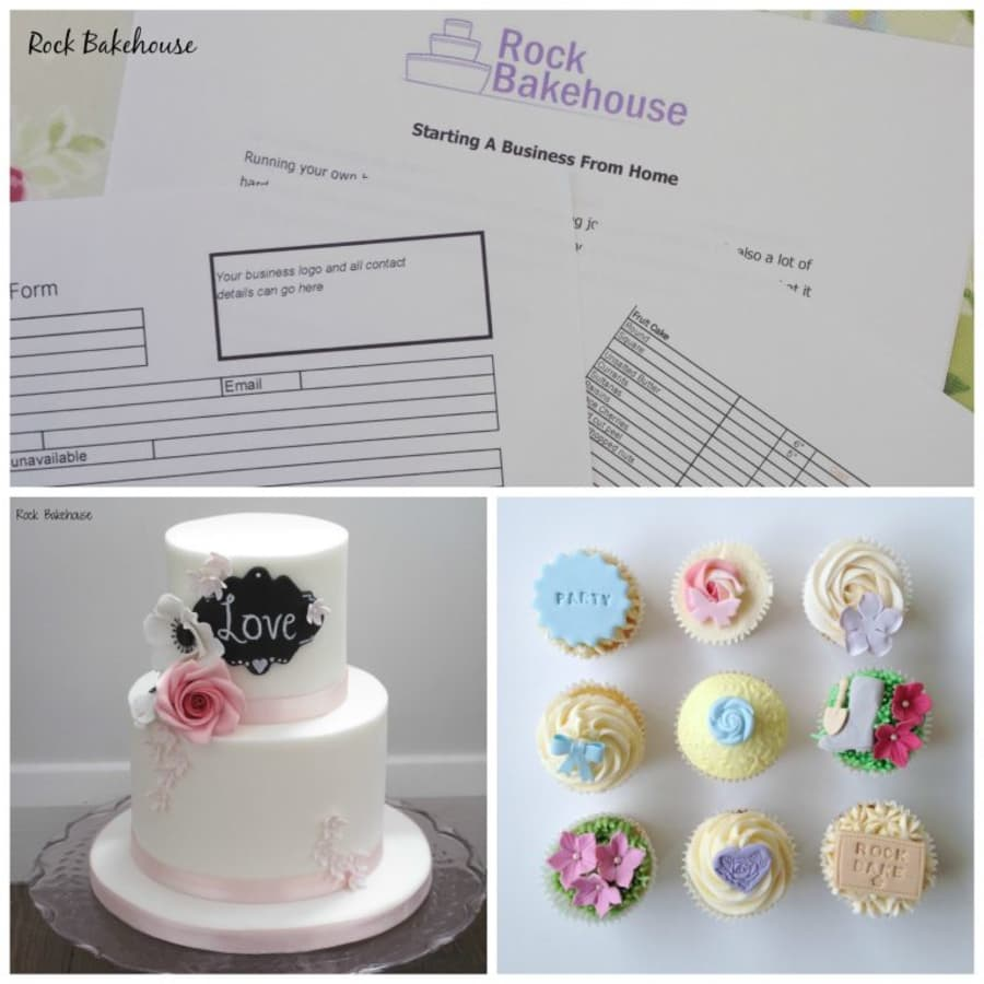 How to Start a Cake Business by Rock Bakehouse - food in London
