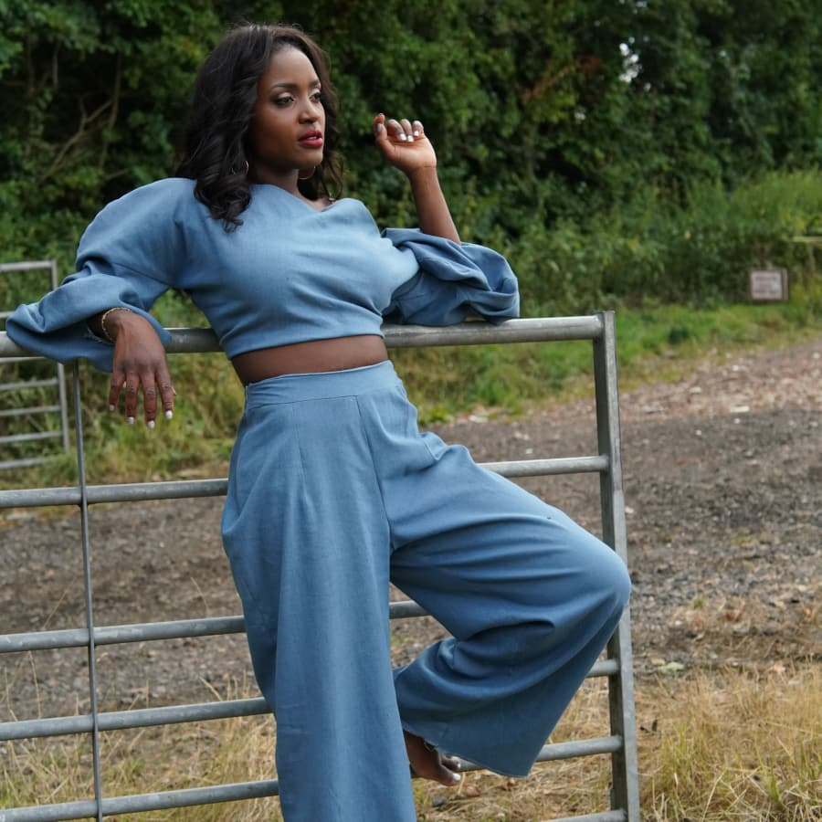 Draft Your Own Couture Trousers - Unit1 by Alpha Female Academy - crafts in London