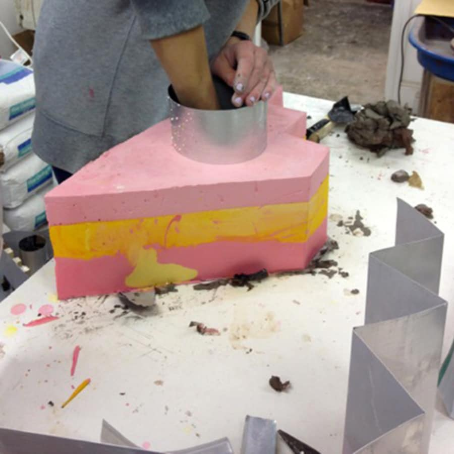 Casting in Concrete and Plaster Course | Obby