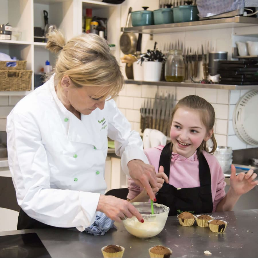 Kids Holiday Cooking Class by The Avenue Cookery School - food in London