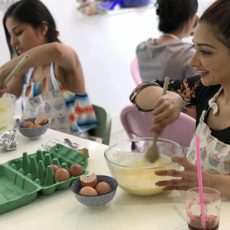 Cupcake Decorating - 1 on 1 private class by Cookie Girl - food in London