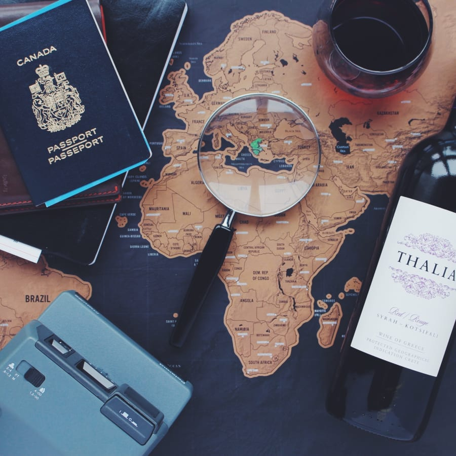 World Wine Tour Tasting & Lunch by Winfield Wines - drinks-and-tastings in London