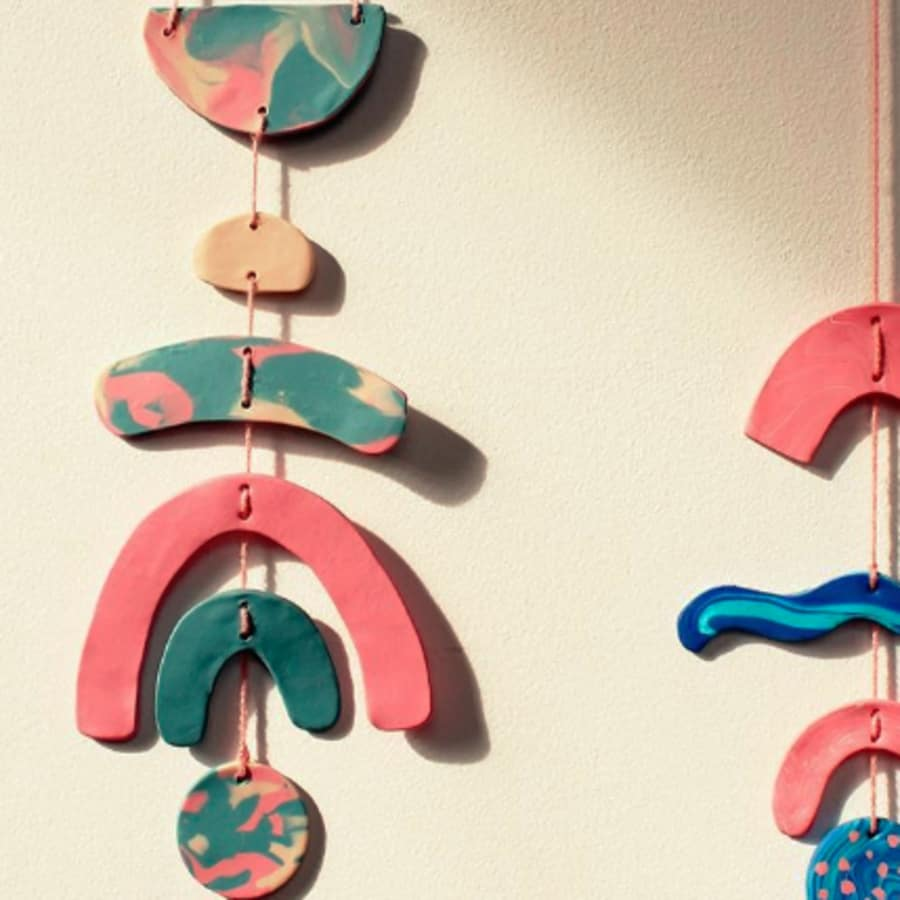 Clay Wall Hanging Workshop by Head & Hands - crafts in London