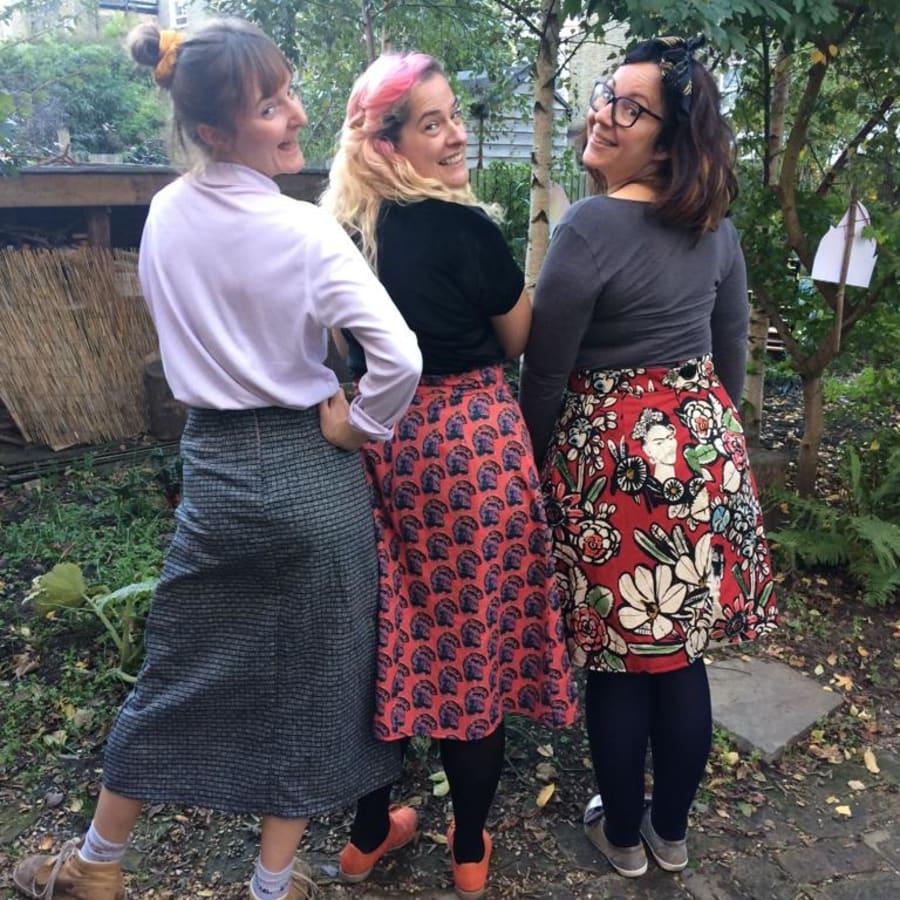 Beginners Dressmaking by Make Mee Studio - crafts in London