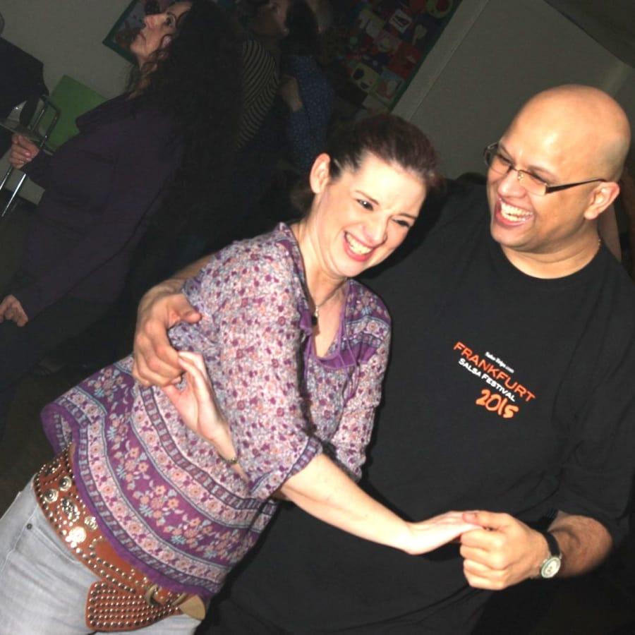 Improvers Salsa Class by Sweetlead Salsa - dance in London