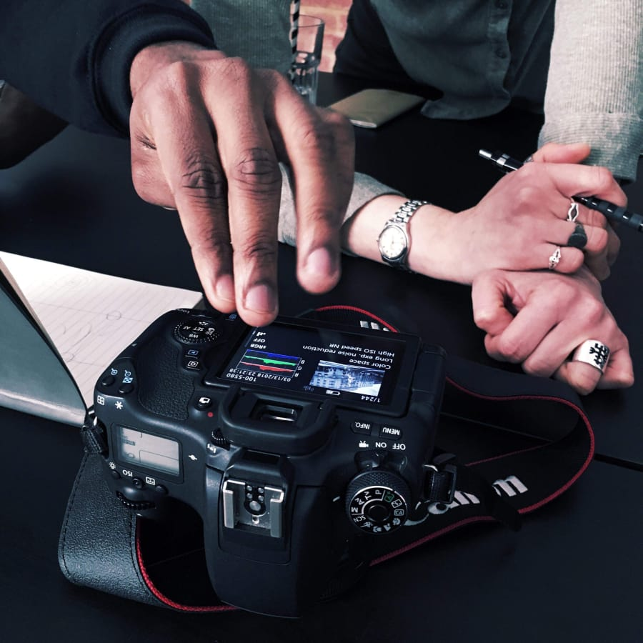 Essential Camera Skills Workshop by Deptford Does Art - photography in London