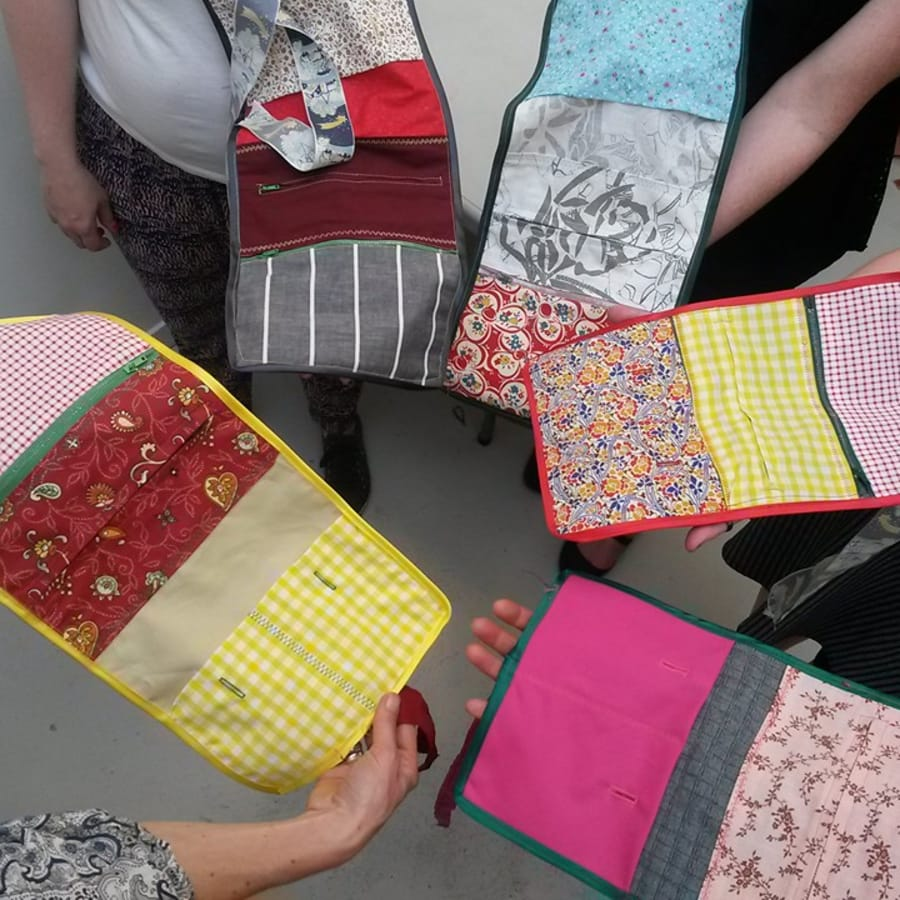 Beginners Sewing (zips, buttonholes & bindings) with Barley Massey : Morning by Fabrications - crafts in London