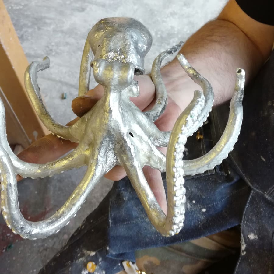 Pewter Casting Course by London Sculpture Workshop - art in London