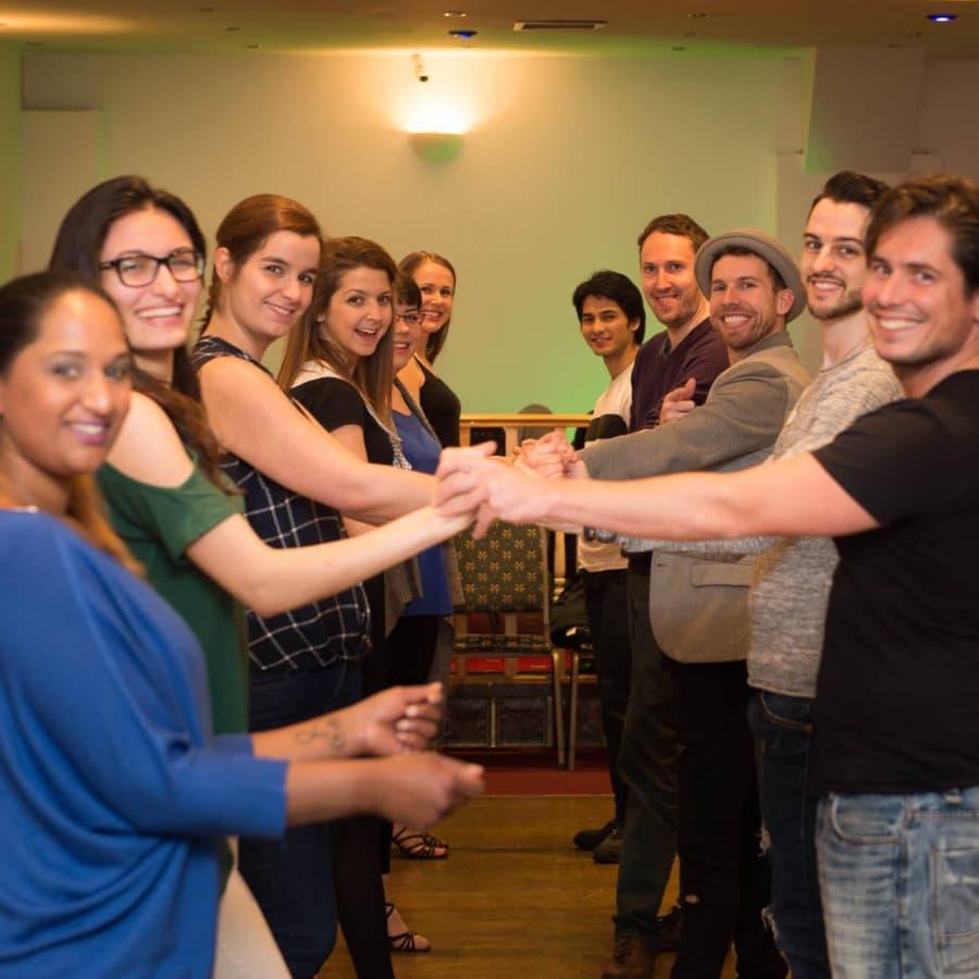 Learn to Dance Salsa for Beginners by Dsantos Dance UK - dance in London