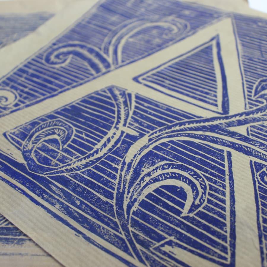 Introduction to Printmaking Workshop by Lavender Print School - art in London