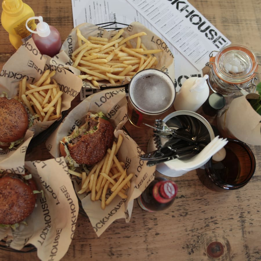 Burger & Beer Pairing Evening by Lockhouse London - drinks-and-tastings in London