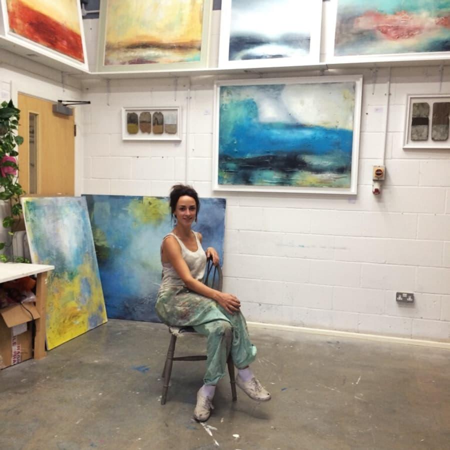 Paint with Georgie Saturdays by Georgie Mason Studio - art in London