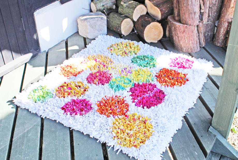 Half-Day Beginners Rag Rug Workshop | Obby