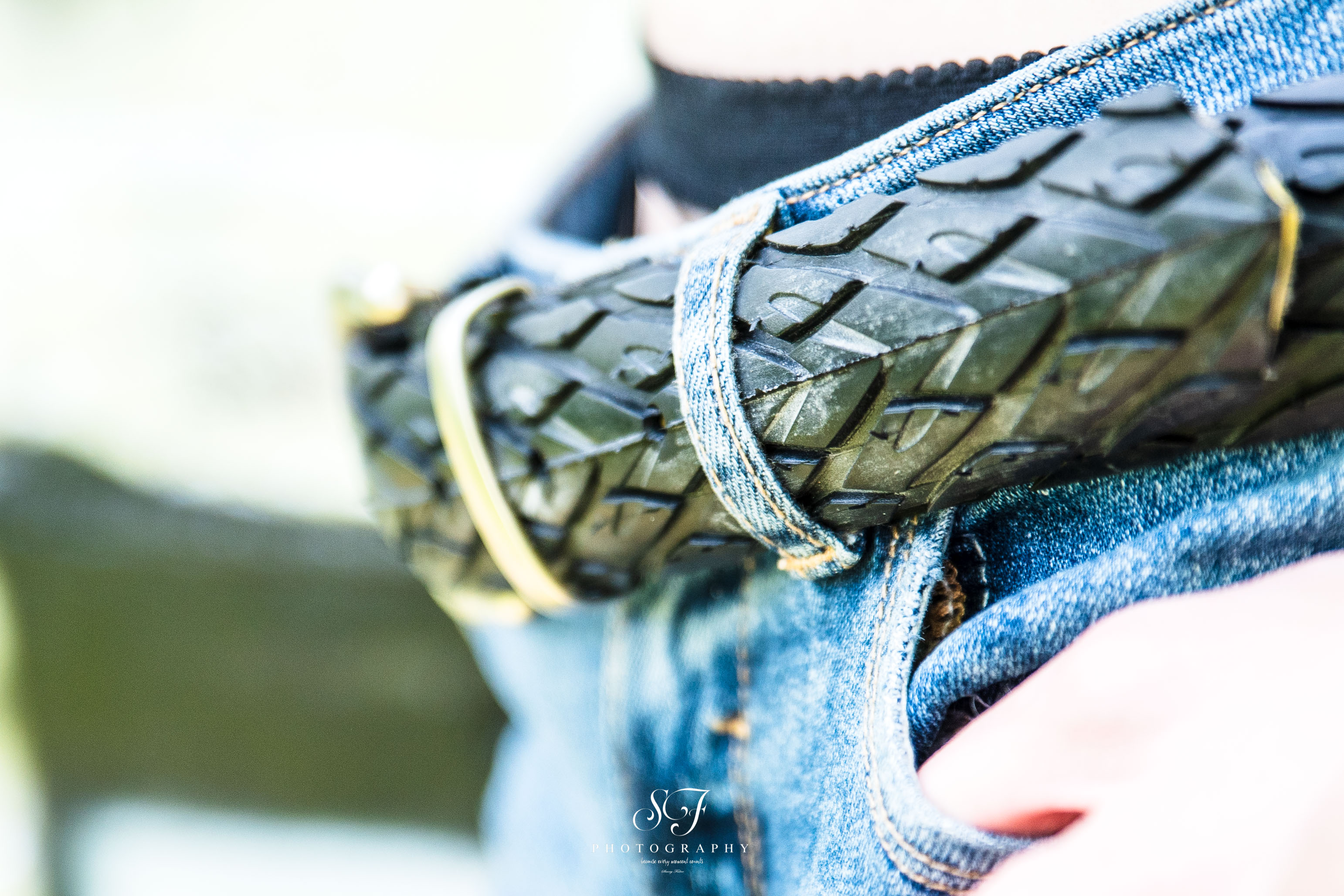 Laura Zabo Upcycled Tyre Fashion Accessories undefined classes in London
