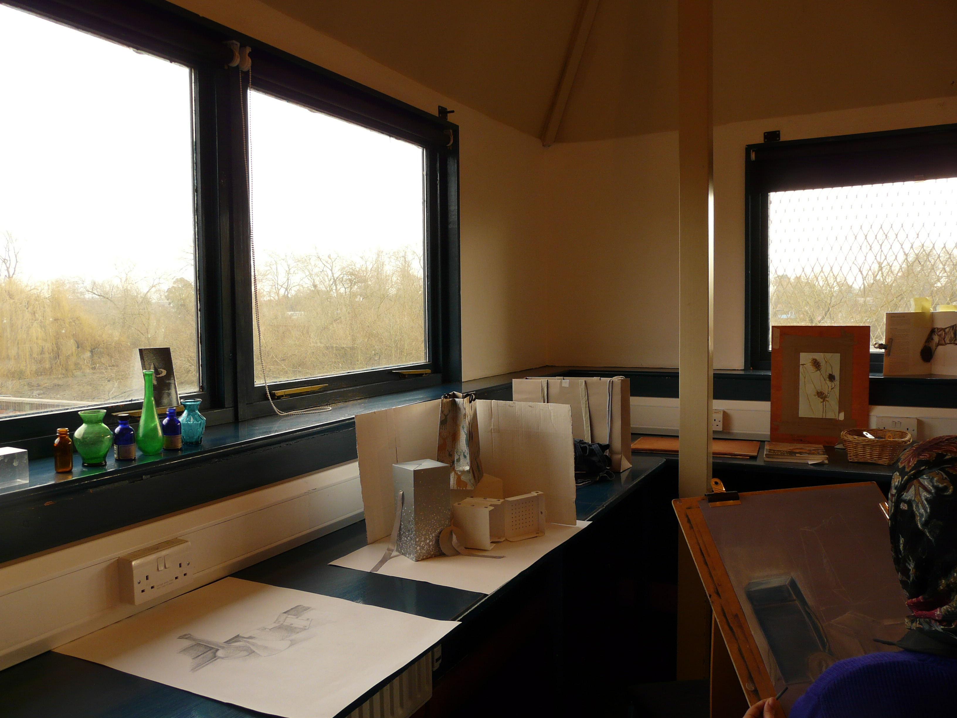 London Art School undefined classes in London