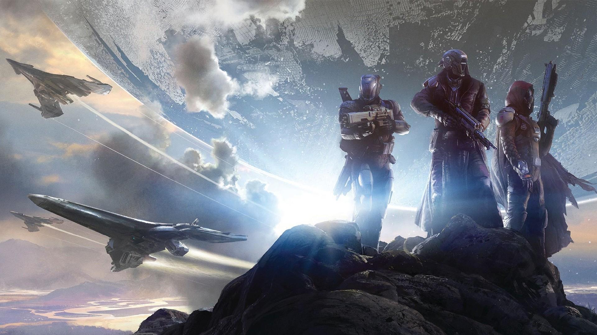 Guardians in Destiny