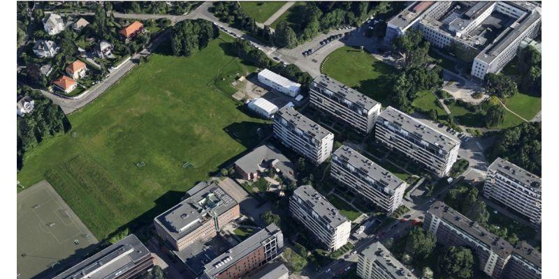 Marienlyst Park Boligsameie (Foto. Google)