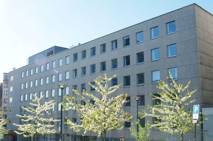 Bilde av fasaden på Møllegata 39.