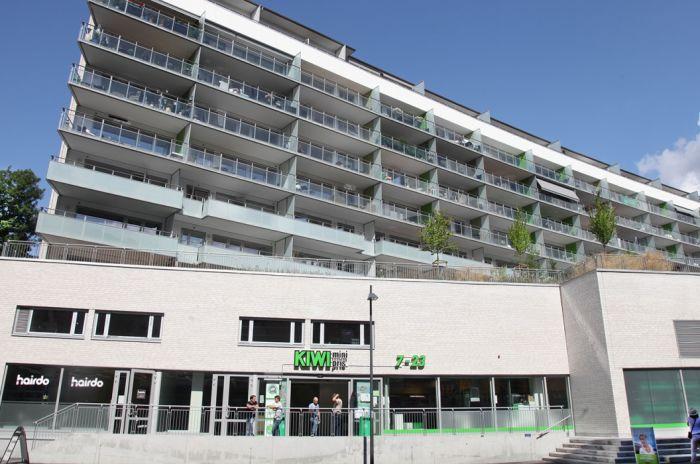 Bilde av fasaden på Turbinveien 4B-22.