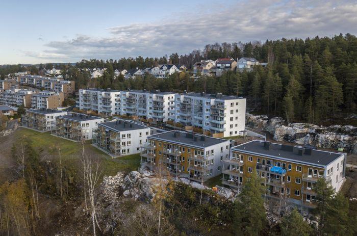 Prosjektside for Rosenholm