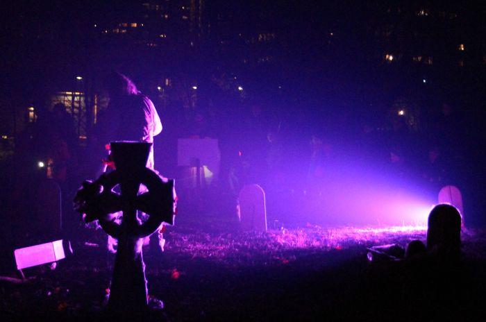 Bilde av spøkelsesvandring i Kværnerbyen
