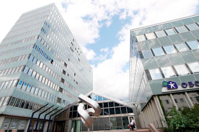 Bilde av fasaden på Hammersborg torg 1