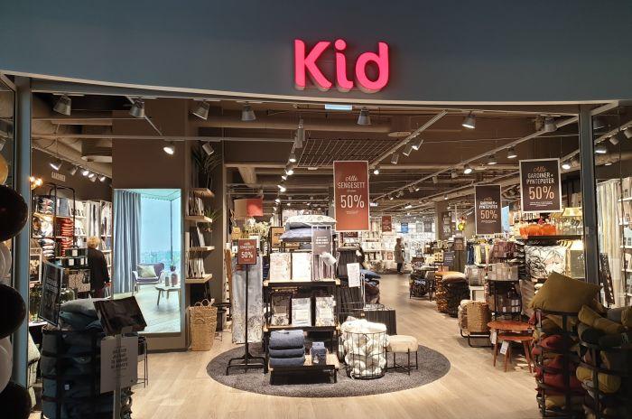 Bilde av butikkfasade hos Kid Manglerud