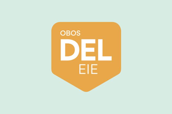 Bilde av OBOS Deleie-logo