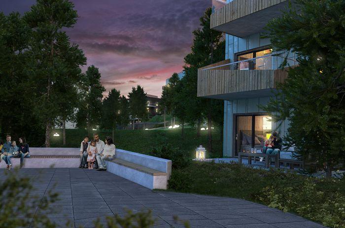 Prosjektside for Stenbråtveien