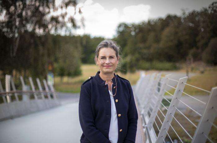 Sofia Ljungdahl VD på OBOS Nya Hem