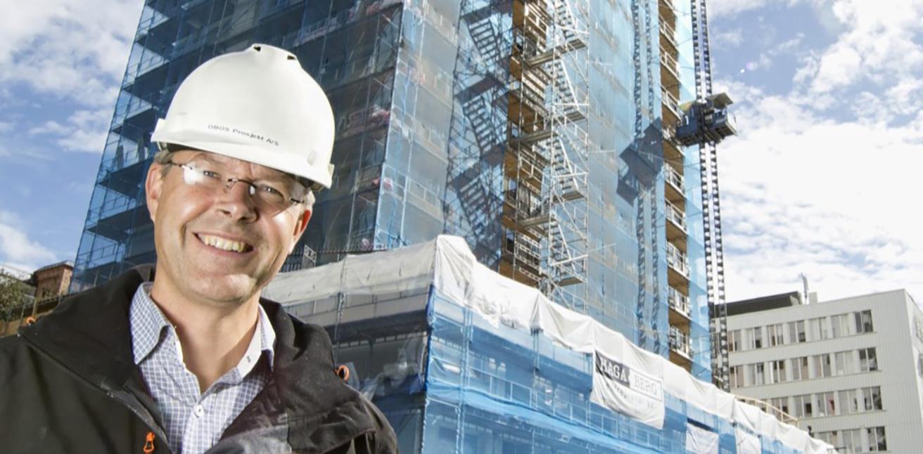 Prosjekt- og byggeledelse