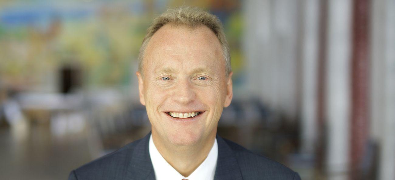 Bilde av Raymond Johansen