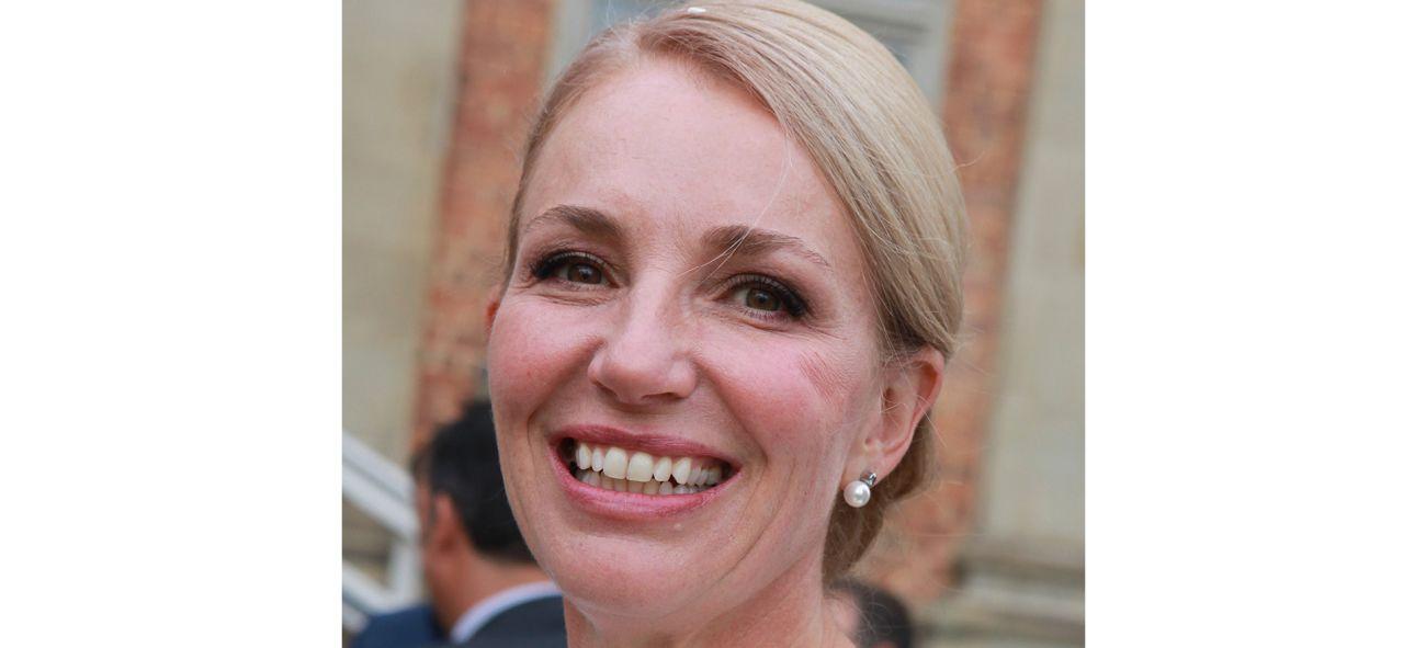 Porträtt på Anna Clara Dettner von Vegesack, Head of loyalty i OBOS Sverige