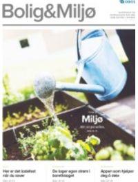 Forsiden av Bolig & Miljø nr. 4 2017