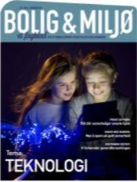 Forsiden av Bolig & Miljø nr. 1 2016