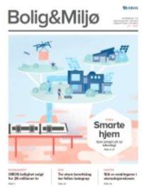 Forsiden av Bolig & Miljø nr. 1 2017