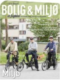 Forsiden av Bolig & Miljø nr. 4 2015