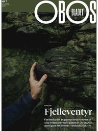 Omslag OBOS-bladet nr. 7 2020