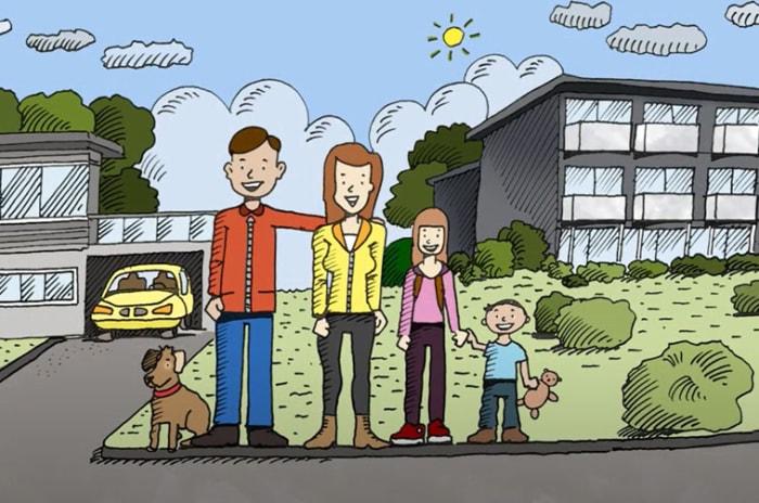 Illustrasjonsfilm slik bygger vi boligen din