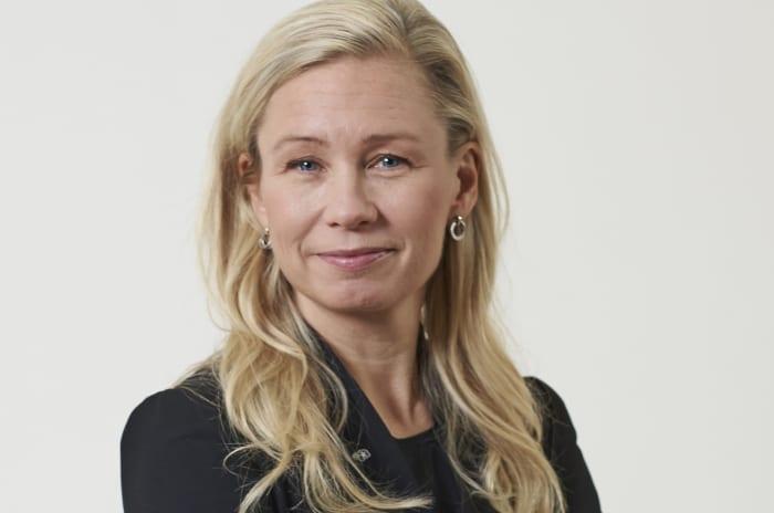 Porträtt av Ulrika Liiv, hållbarhetschef på OBOS