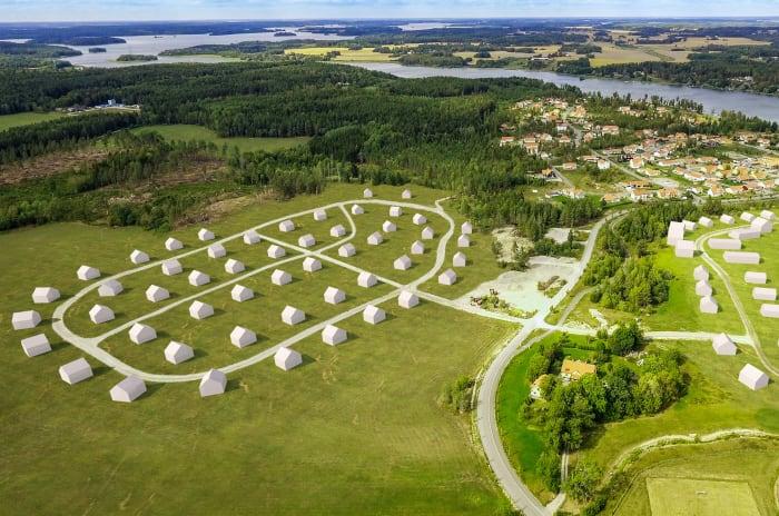 Sundby Strand 4 obos projekt