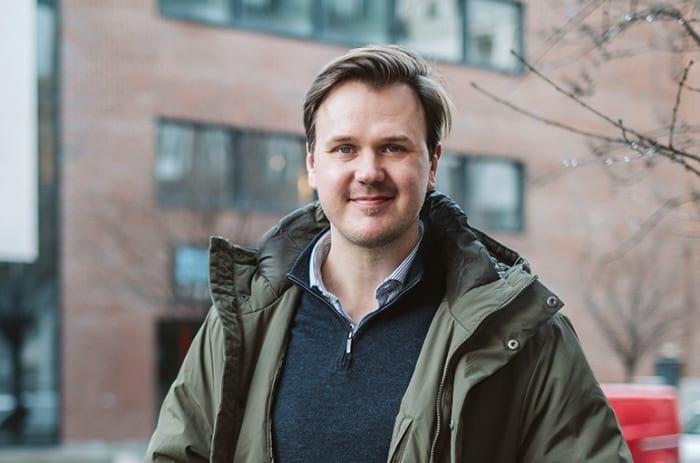 Espen Aleksander Lindkjølen i OBOS