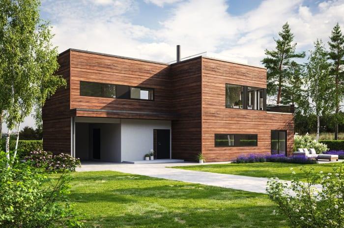 Ferdighus eller arkitekttegnet hus? Med Fluks bygger du hus med det beste fra to verdener.