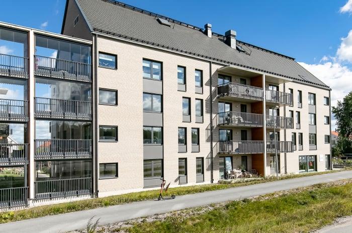 Brf Selmas Park i Örebro
