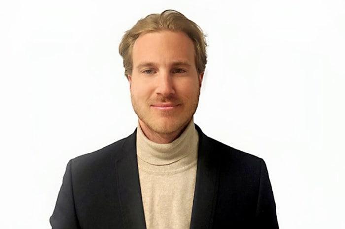 Bilde av eiendomskonsulent Magnus Arneberg-Bauer