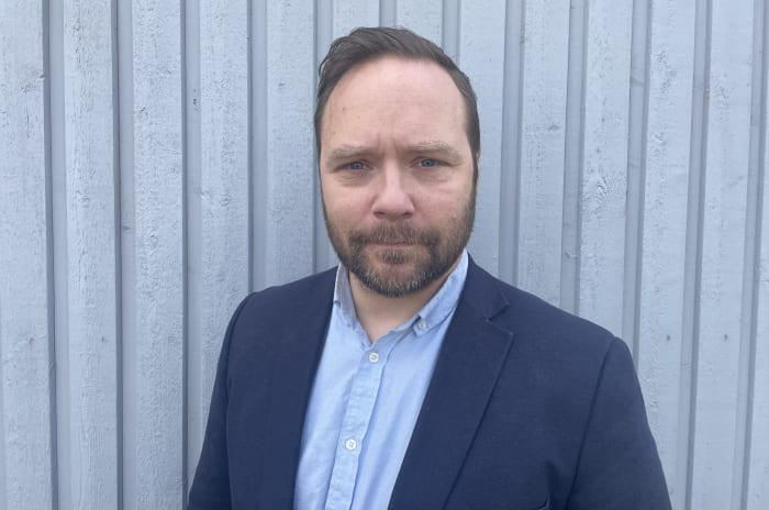 Johan Borgholm regionchef Stockholm Obos