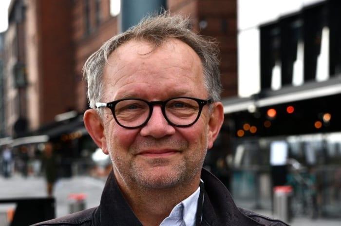 Portrett av Lars Aasen.